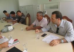 Reunião com os dirigentes da COPASA acontece em São Gotardo