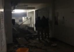 Bandidos explodem caixa eletrônico em Hospital na cidade de Uberaba
