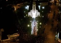 SG VÍDEOS: Confiram os melhores momentos da Celebração de Corpus Christi 2015 em São Gotardo