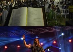 Festa do Centenário de São Gotardo é encerrada com Missa e show da Banda Anjos de Resgate