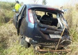 Dois jovens morrem em grave acidente na BR-365 próximo a cidade de Patrocínio