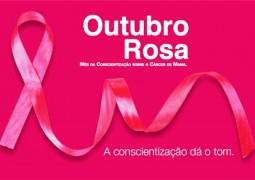 """Mês """"Outubro Rosa"""" começa em todo Brasil pela luta contra o câncer de mama"""