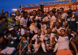 Sparta vence Santa Cruz nos pênaltis e se torna bicampeão do Campeonato Regional 2015