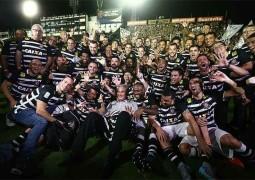 Corinthians empata com o Vasco e se torna Campeão Brasileiro pela sexta vez em 2015