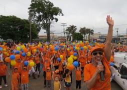 2ª Caminhada Passos que Salvam é realizada em São Gotardo e população mais uma vez abraça causa solidária