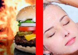 Tomar banho depois de comer faz mal?