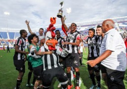 Atlético Mineiro vence o Corinthians e conquista a Florida Cup nos EUA