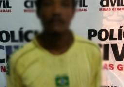 Polícia Civil realiza prisão de mais um criminoso em São Gotardo