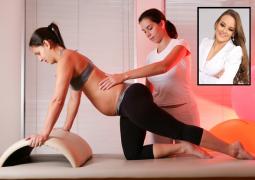 Sete motivos para praticar pilates durante a gravidez