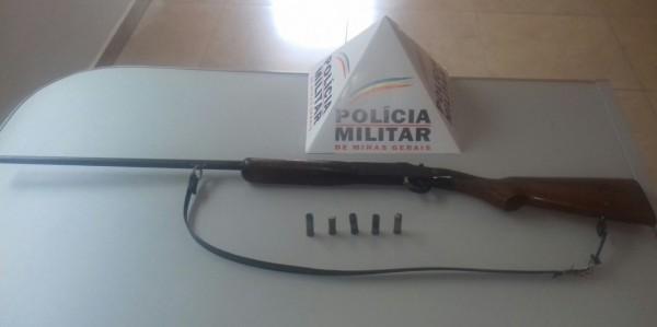 Foto: Polícia Militar Ambiental de São Gotardo