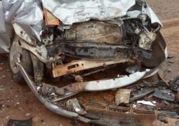 Acidente de trânsito na BR-354 entre São Gotardo e Rio Paranaíba deixa várias pessoas gravemente feridas após colisão