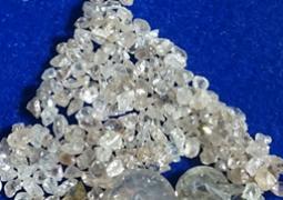 """""""Operação Alferes Tiradentes"""" é finalizada e pedras preciosas no valor de 40 mil reais são apreendidas"""