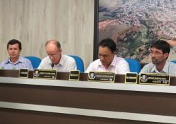 3ª Reunião Ordinária da Câmara Municipal de São Gotardo é realizada e servidores públicos pedem aumento salarial