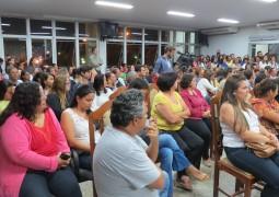 Prefeitura Municipal de São Gotardo realiza reunião de prestação de serviços e contas à população