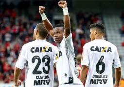 Na estreia de Marcelo Oliveira, Atlético joga melhor que xará paranaense, mas fica no empate