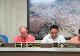 8ª Reunião Ordinária da Câmara Municipal de Vereadores é realizada em São Gotardo