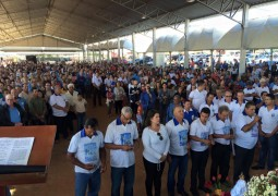 Festa do Terço dos Homens completa cinco anos de devoção e fé em São Gotardo