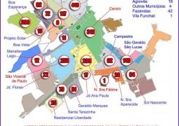 Com a chegada do frio, casos de Dengue diminuem em São Gotardo