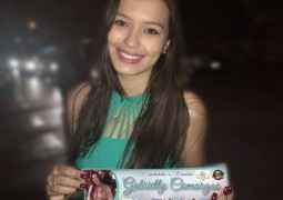 Candidata a Rainha da Fenacen 2016 Gabrielly Camargos realiza blitz e convoca torcida para Festa