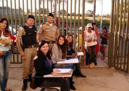 Entrega de doações da Campanha do Agasalho 2016 é realizada em Guarda dos Ferreiros