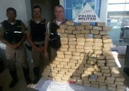 Polícia Militar Rodoviária apreende quantidade de drogas surpreendente em cafezal próximo a BR-354