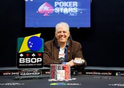 Tirense fatura R$ 527 mil em torneio de Poker disputado em São Paulo