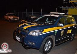 Ônibus que iria para São Gotardo é assaltado na BR-365