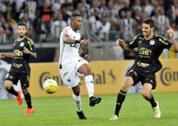 Em noite cheia de obstáculos, Galo fica só no empate com a Ponte Preta pela Copa do Brasil