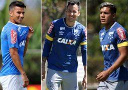 """Com a volta de Henrique, Mano terá de """"quebrar a cabeça"""" para montar meio-campo do Cruzeiro"""