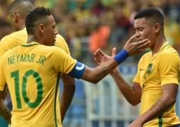 Seleção Brasileira goleia Dinamarca e evita vexame nas Olimpíadas