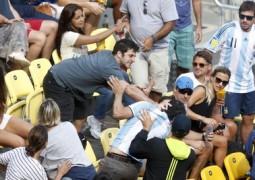 Rio 2016 diz que Brasil x Argentina no basquete não terá segurança extra