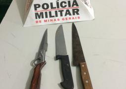 Governador sanciona Lei que proíbe porte de arma branca em Minas Gerais