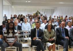 Campus da UFV de Rio Paranaíba completa dez anos e realiza homenagens em sessão solene