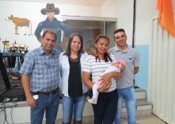 Evento em prol de bebezinha de três meses de idade é realizado em São Gotardo