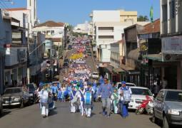 IV Caminhada da Inclusão é realizada em São Gotardo