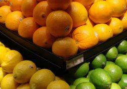 Polpa cítrica está 66,5% mais cara que em 2015