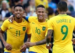 Explode, coração: Neymar faz gol relâmpago, e Brasil lutará por ouro no futebol masculino