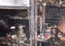 Botijão de gás explode em lanchonete na cidade de Carmo do Paranaíba e quase causa tragédia