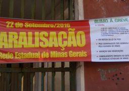 Professores das escolas estaduais de São Gotardo aderem a Greve Nacional