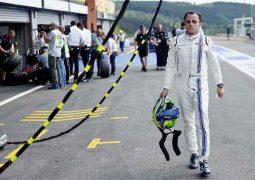 Felipe Massa anuncia aposentadoria da Fórmula 1 após o fim da atual temporada