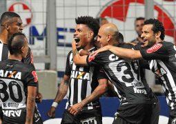 Atlético supera Sport, vence 10ª seguida em BH no Brasileiro e fica a três pontos do líder