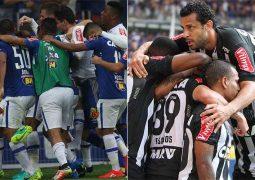 Clássico termina empatado e trava reações de Atlético e Cruzeiro no Brasileirão