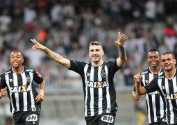 Atlético segura pressão, vence o Juventude no Mineirão e abre vantagem na Copa do Brasil