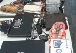 Polícia Militar age rápido, localiza autores de furto e cinco pessoas são presas em São Gotardo