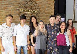 Primeira Opção Homem lança coleção Primavera Verão 2017 em São Gotardo