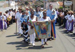 90ª Festa em Louvor a Nossa Senhora do Rosário e Santa Efigênia é realizada em São Gotardo