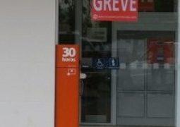 Agências bancárias de São Gotardo aderem à greve dos bancários