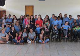 Interact Club visita APAE de São Gotardo e promove tarde recreativa para alunos