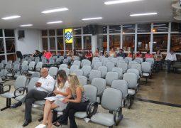 14ª Reunião Ordinária da Câmara Municipal de Vereadores é realizada em São Gotardo