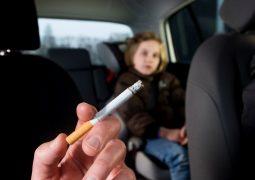Fumantes passivos na infância correm maior risco de obesidade